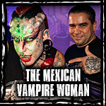 The Mexican Vampire Woman